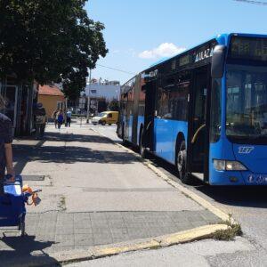 Zet autobus Velika Gorica Goričani