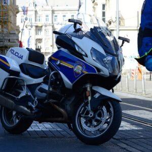 policijski motor