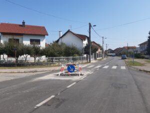 loša obnova ulice u Gorici