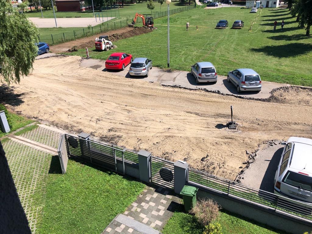 gradsko parkiralište