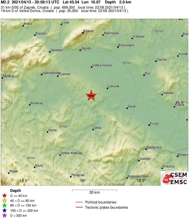 potresi