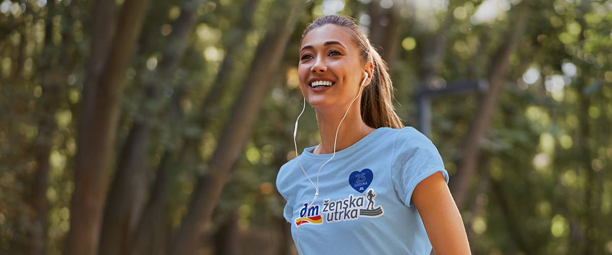 ženska utrka
