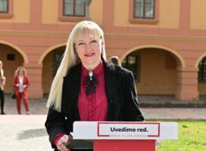 Mlinar: Žena u lokalnoj politici