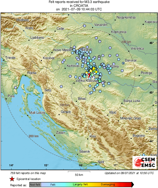 potresa